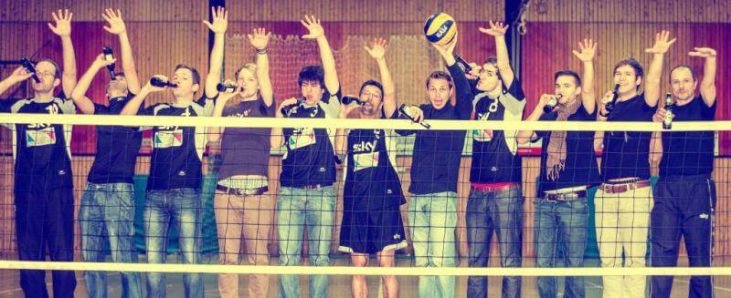 Volleyball bei Gießen Herren Lollar Bezl Fun