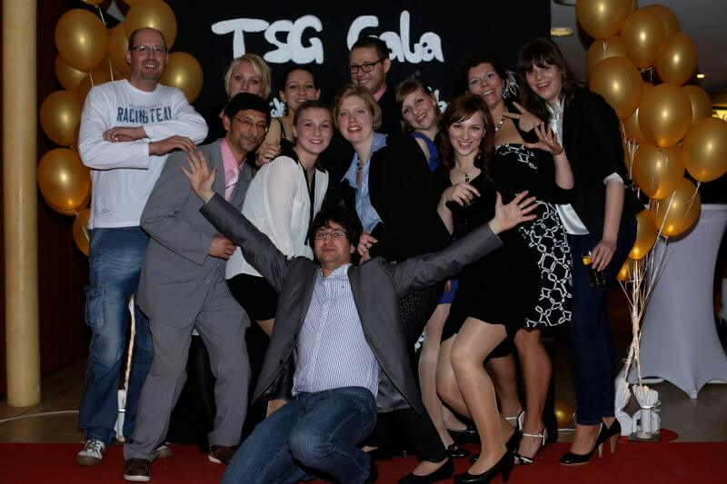 TSG Lollar Volleyball Gala 2014 1 Damen1 Herren