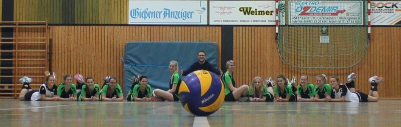 tsglollar-volleyball-damen1-bezirksliga giessen-fun