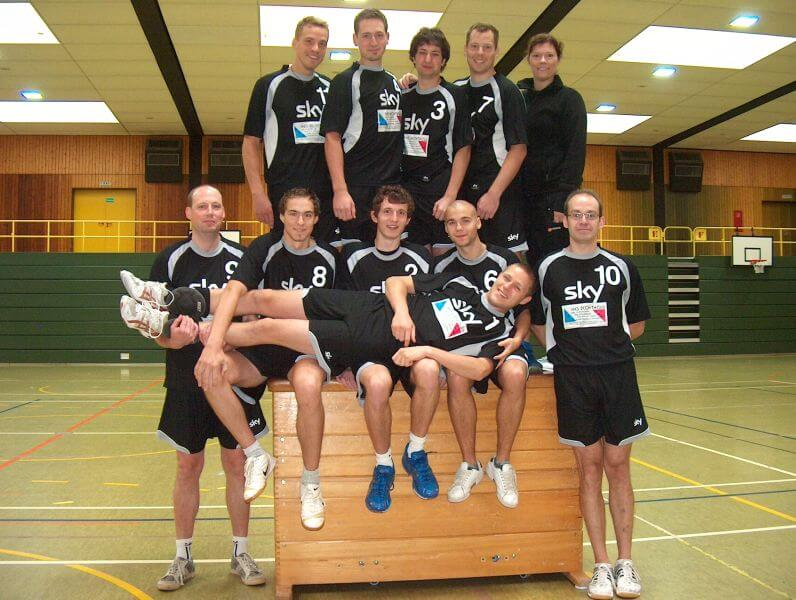 Team Herren TSG Volleyball