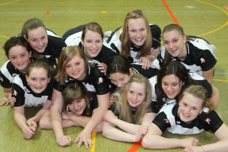 VolleyballLollar Damen 2 Team 2013-2
