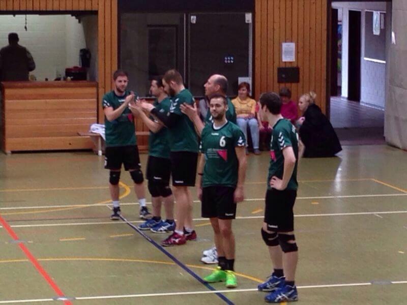 Volleyball Lollar Herren Spiel1