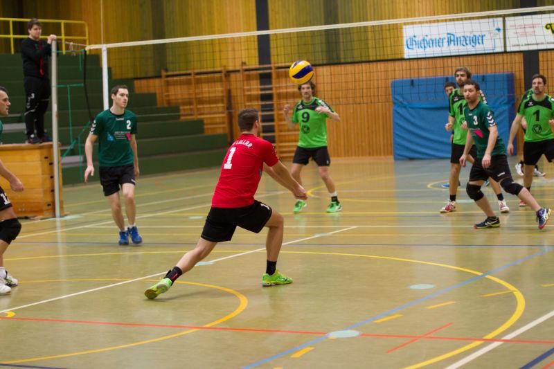 TSG Lollar Volley Herren HS 14.2.16 13