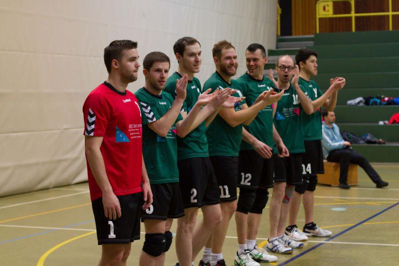 TSG Lollar Volley Herren HS 14.2.16 16