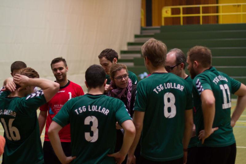TSG Lollar Volley Herren HS14.2.16