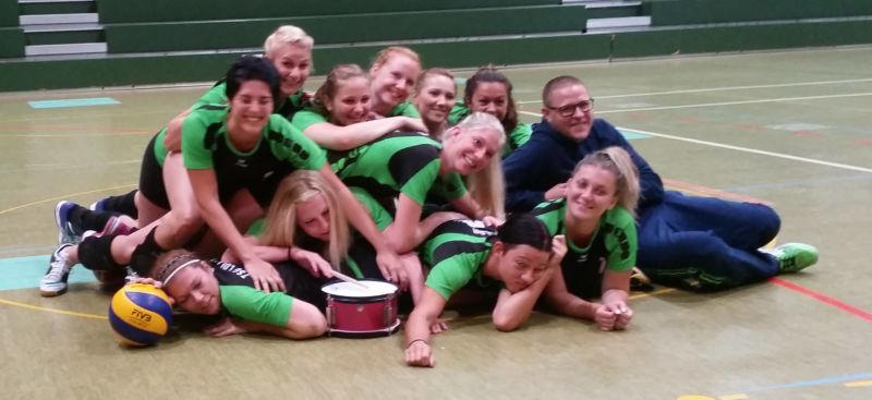 Damen1 TSGLollar - Sieg gegen USC 2017_2