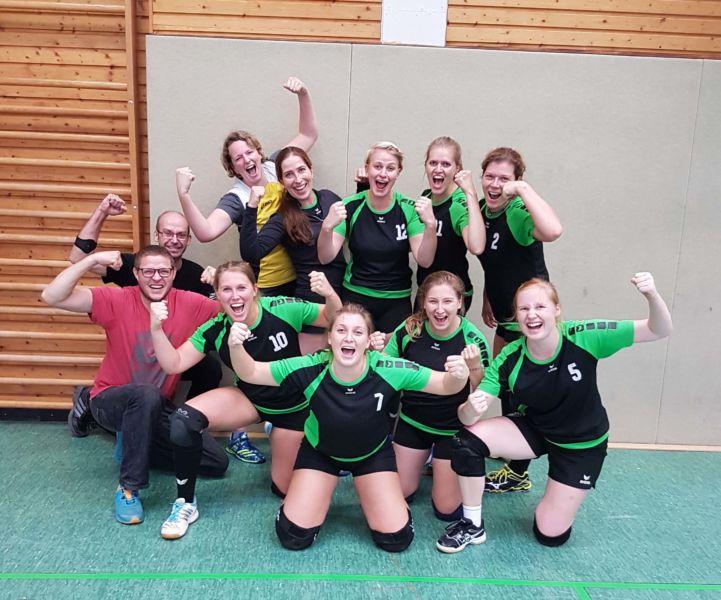 Damen1 Bezirksliga Gießen Marburg Sieg