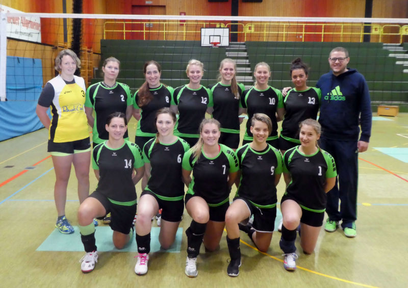 Volleyball Damen1 2017