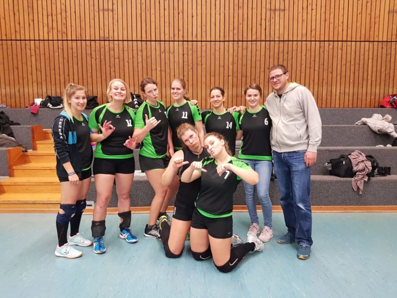 Damen1_TSG_Lollar_Volleyball_Wetzlar